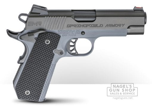 springfield armory emp concealed carry contour grey at nagels