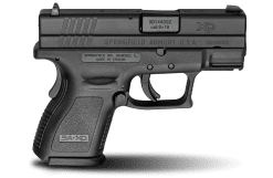 springfield armory xd subcompact 9mm defender pistol at nagels