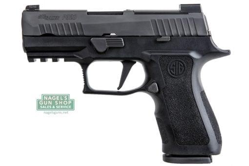 sig sauer p320 x compact 9mm pistol at nagels