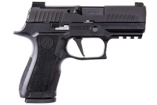 sig sauer p320 x compact pistol at nagels