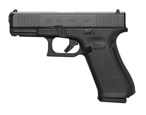 glock 45 mos pistol at nagels
