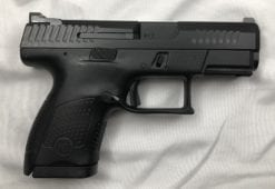cz P-10 S 9mm pistol at nagels