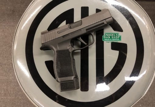 sig sauer p365 xl from Nagel's Instagram page
