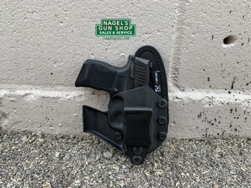 sig sauer p365 manual safety in stealthgear holster at nagels