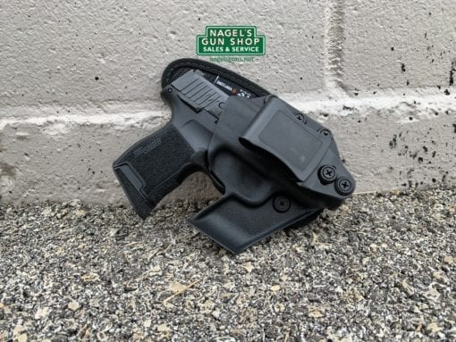 sig sauer p365 manual safety stealthgear AIWB holster at nagels