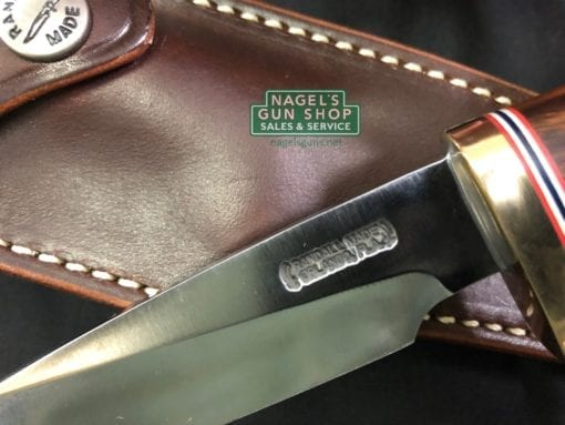 randall made knives model 26-4 with 01 tool steel at nagels