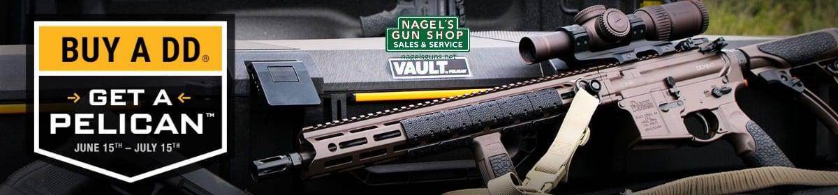 daniel defense promotion at nagels