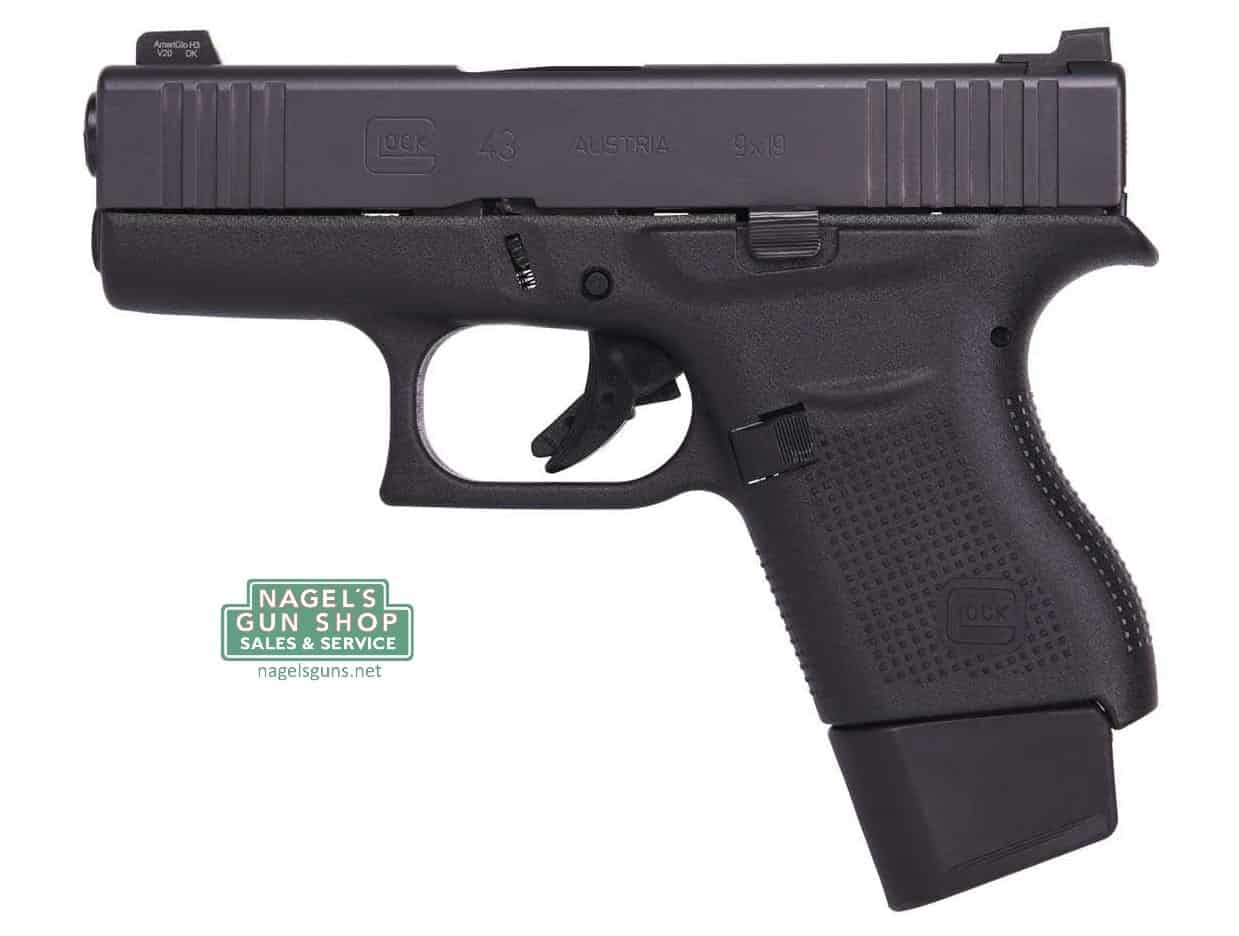 glock 43 vickers tactical pistol at nagels