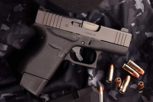glock 43 vickers tactical with ammunition at nagels