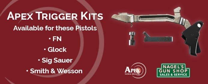 apex tactical specialities trigger kits at nagels