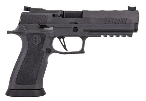 sig sauer p320 xfive legion 9mm pistol at nagels