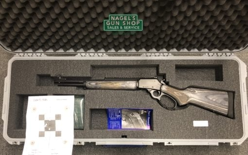 marlin 1894 custom rifle as shipped at nagels