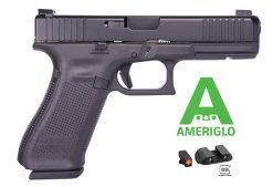 glock 17 gen5 fs ameriglo bold night sights pistol at nagels