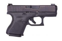 glock 26 gen5 fs ameriglo bold night sights 9mm pistol at nagels