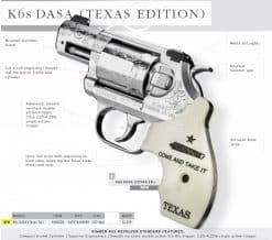 kimber k6s texas edition