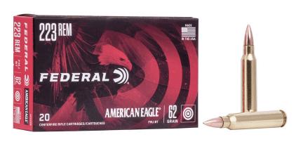 federal american eagle 223 62gr
