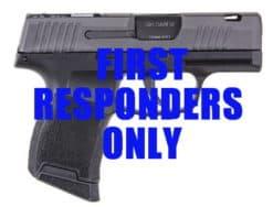 sig sauer p365 sas armed professional program
