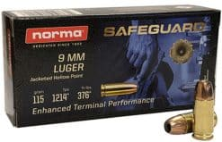 norma safeguard 9mm