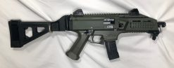 cz scorpion evo3 s1 od green sb tactical