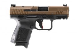 century arms canik tp9sf elite sub compact bronze