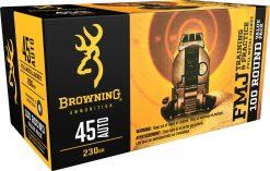 browning training & practice 45acp