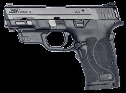 smith wesson m&P9 shield ez crimson trace lasergrip
