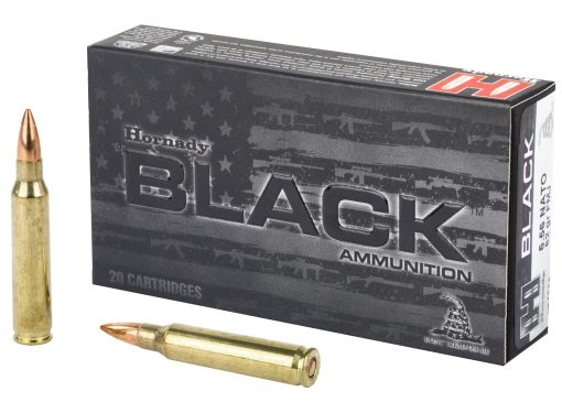 hornady black 5.56mm