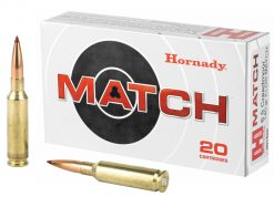 hornady 6.5 creedmoor eld match