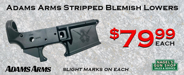 adams arms stripped lower