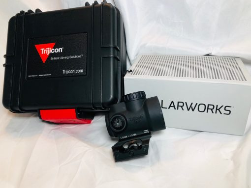 trijicon mro red scalarworks red dot package