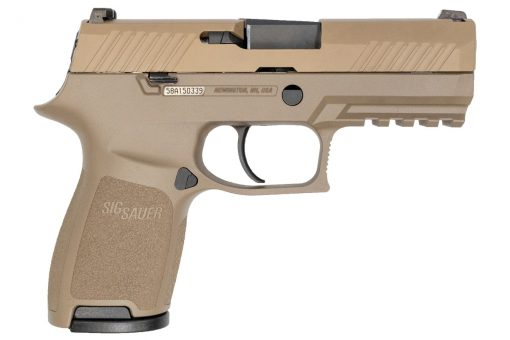 sig sauer p320 carry coyote