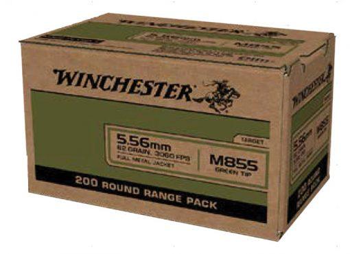 winchester m855 62gr