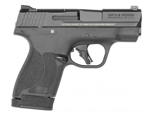 smith wesson shield plus thumb safety