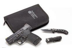 smith & wesson shield plus performance center thumb safety