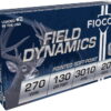 fiocchi field dynamics 270 winchester