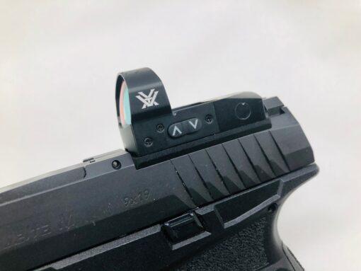 arex delta m optics ready vortex venom package