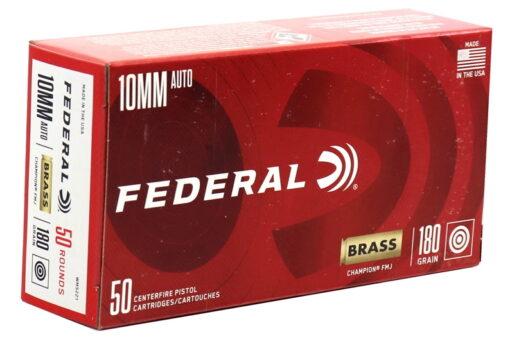 federal champion 10mm