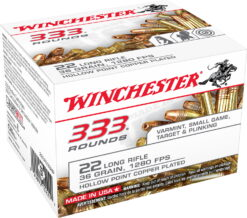 winchester 22 lr 333 rounds