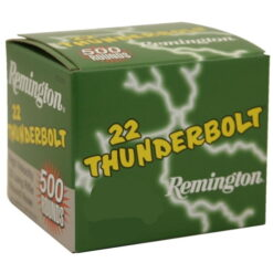 remington 22 thunderbolt