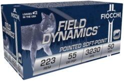 fiocchi 223 field dynamics 55gr sp