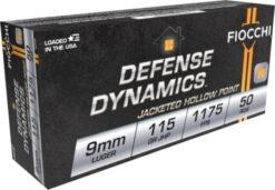 fiocchi 9mm defnese dynamics