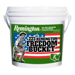 remington 223 freedom bucket