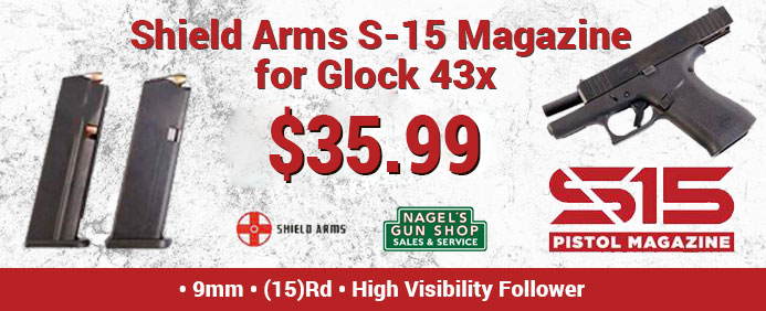 shield arms s-15
