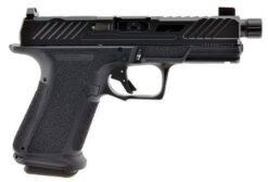 shadow systems mr920 elite threaded barrel black