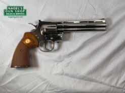 Colt Python SS 357 Magnum Revolver