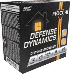 fiocchi defensive dynamics 12ga