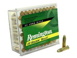 remington 22 lr golden bullet
