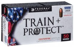 federal train + protect 9mm