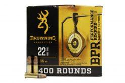 browning bpr performance rimfire