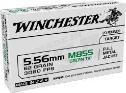 winchester m855